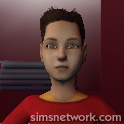 Sammy in The Sims 2
