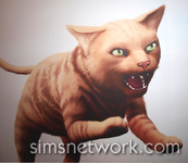 The Sims 3 Pets at Gamescom