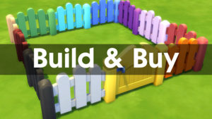 The Sims 4: Toddler Stuff - Build & Buy Overview