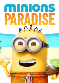 Minions Paradise packshot box art