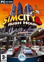 SimCity 4: Rush Hour box art packshot