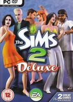 The Sims 2: Deluxe box art packshot