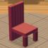 Red Designer Chair