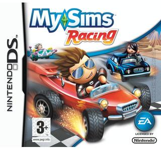 MySims Racing DS