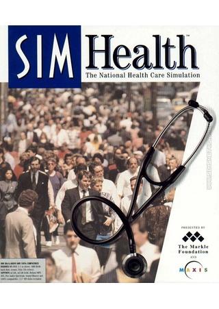 Sim Health SimHealth packshot box art