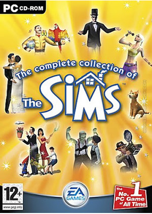 The Complete Collection of The Sims box art packshot