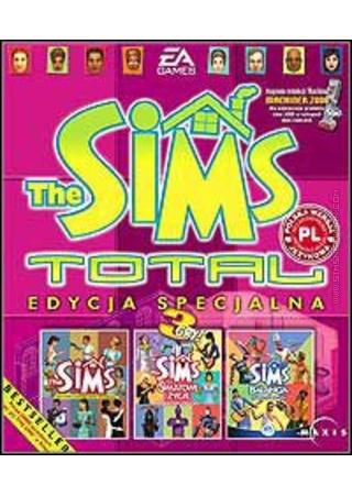 The Sims: Total (Edycja Specjalna) packshot box art