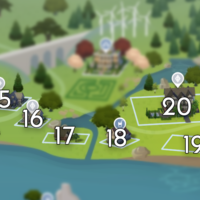 The Sims 4: Windenburg world neighbourhood #4