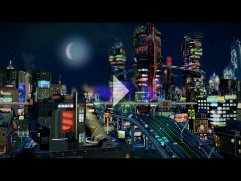 SimCity | Cities of Tomorrow Announce Teaser Trailer
