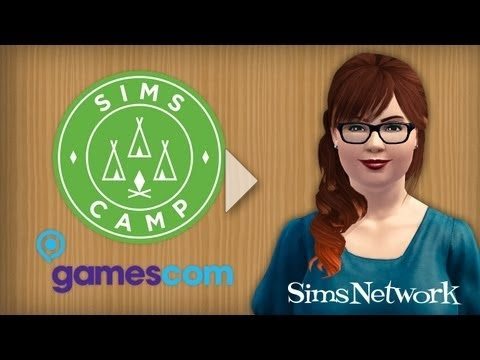 SimsNetwork is going to Sims Camp and Gamescom 2013!