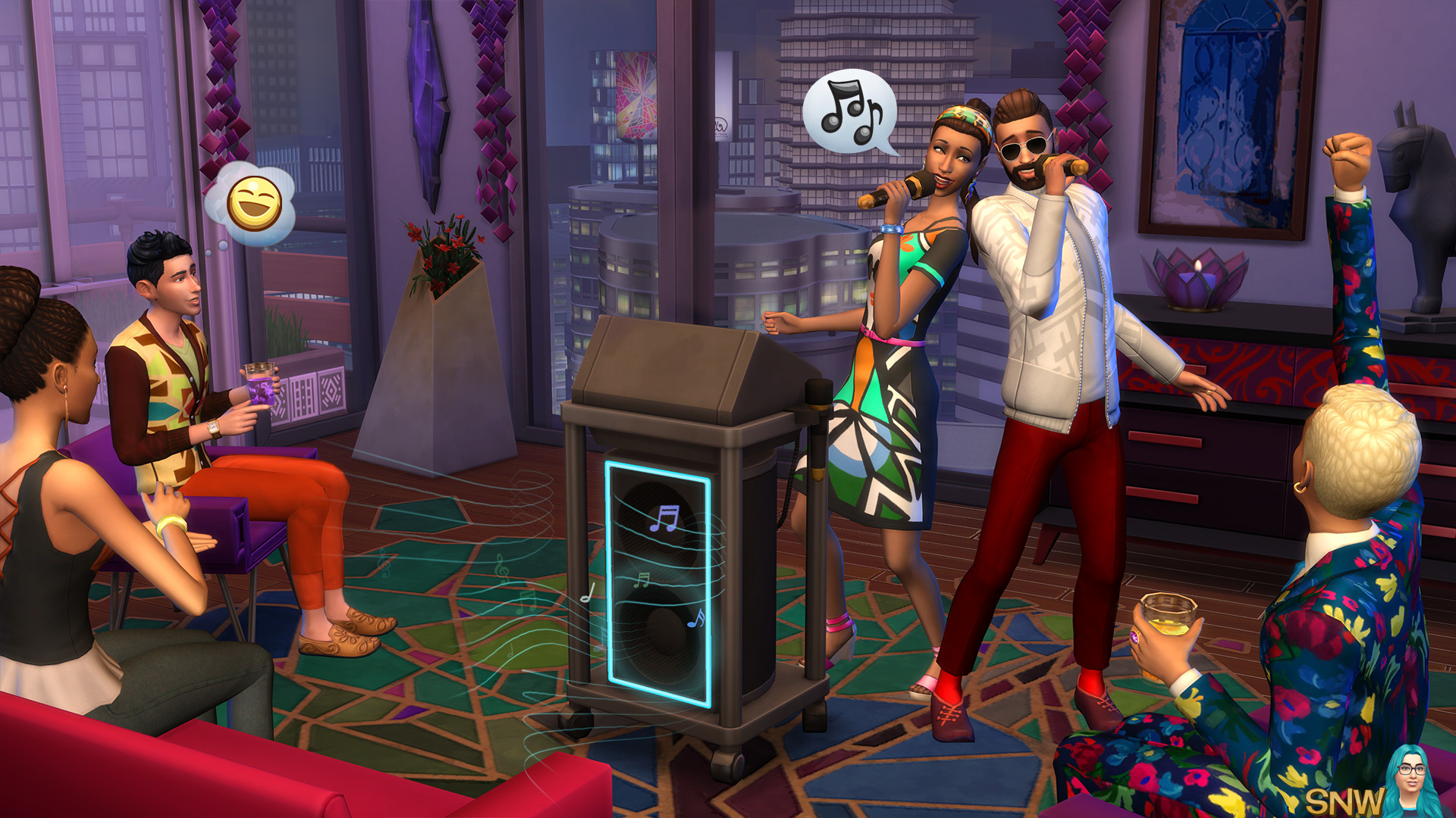 sims 4 city life release date